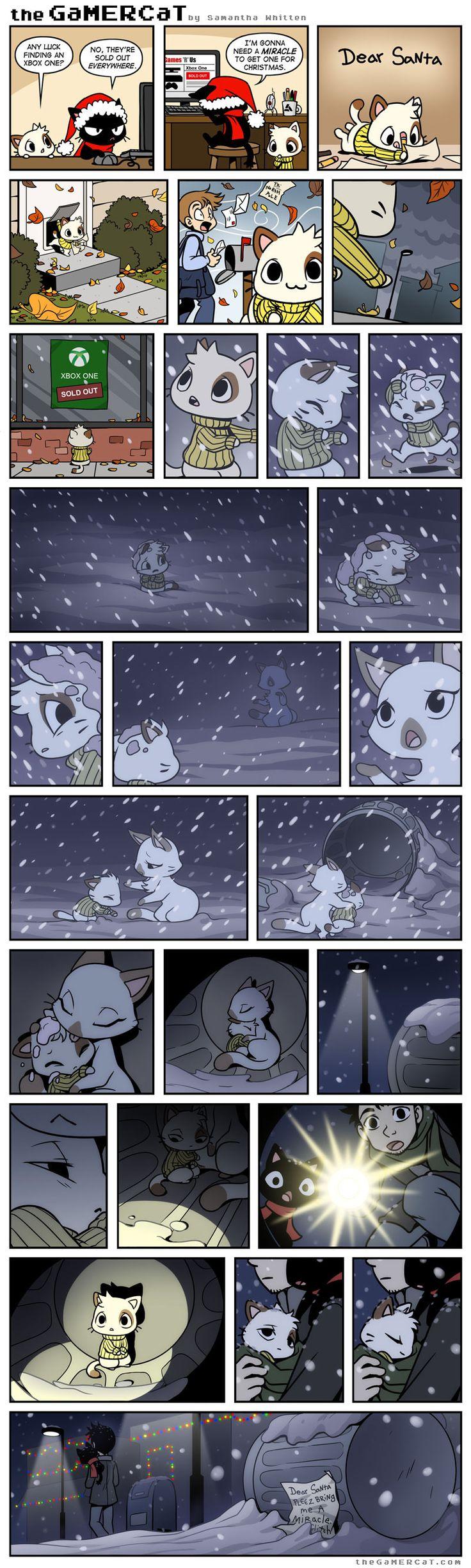 Ha la magie de Noël... -w-