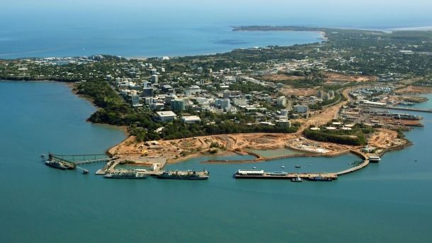 Darwin, Northern Territory has to be seen.