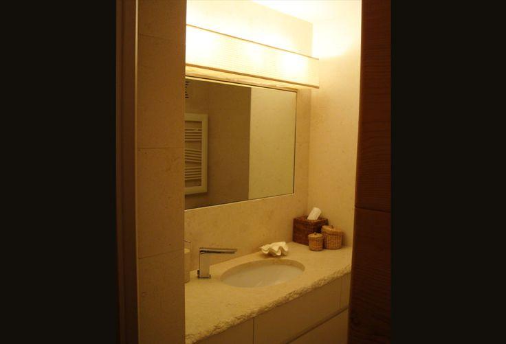 Mountain side | Engadina | St. Moritz | Interior | Home | Bathroom | Montagna | Interni | Engadina | Chalet | Project by Studio Ansbacher Manzoni