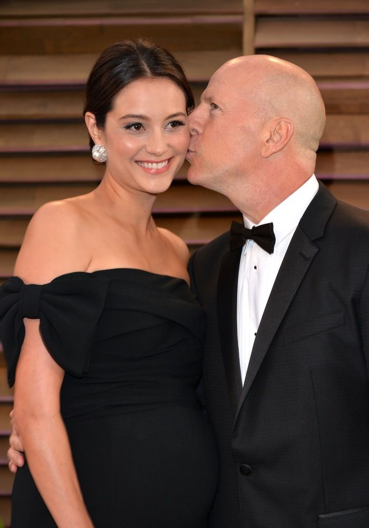 EXCLUSIVE: Emma Willis Talks Renewing Her Vows With Husband Bruce Willis on Their 10th Wedding Anniversary