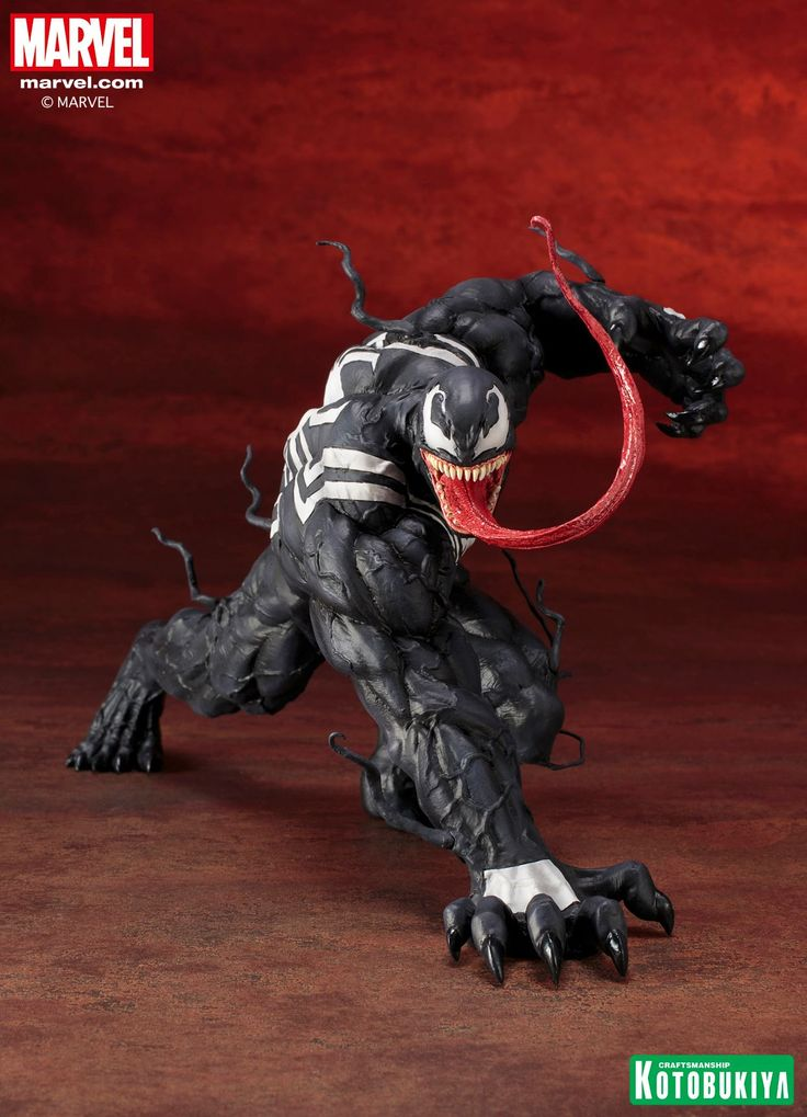 Kotobukiya Marvel Comics Venom ARTFX+ Statue - The Toyark - News