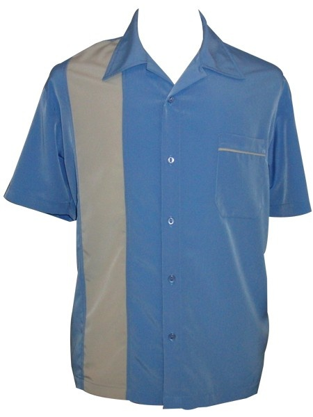 MACCARATO : Retro Bowling Shirt