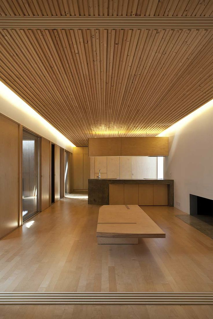 Home Interior Design Paint Ideas: Korean Modern House Interior Design