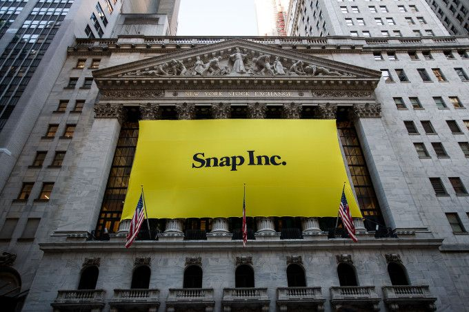 Tencent could play a role redesigning Snapchat following $2B investment