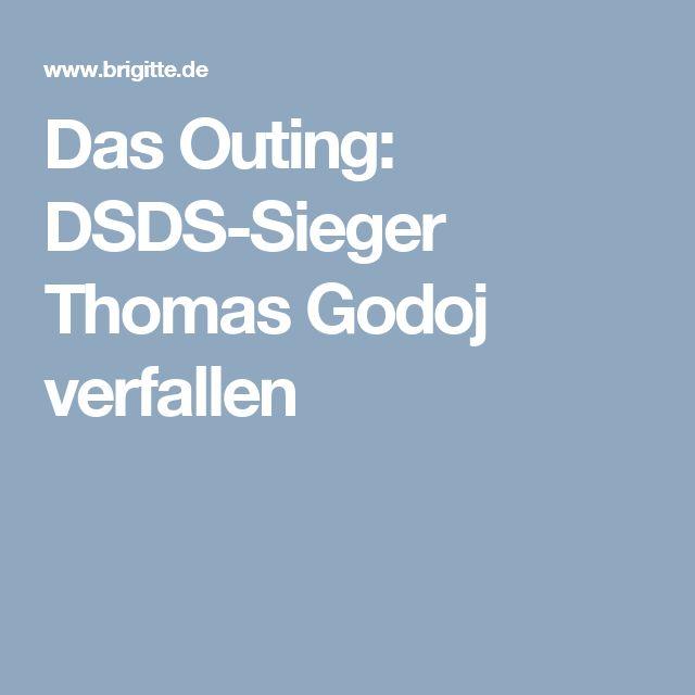 Das Outing: DSDS-Sieger Thomas Godoj verfallen