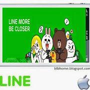LINE Free Calls & Messages v4.6.0 For iOS Download Gratis