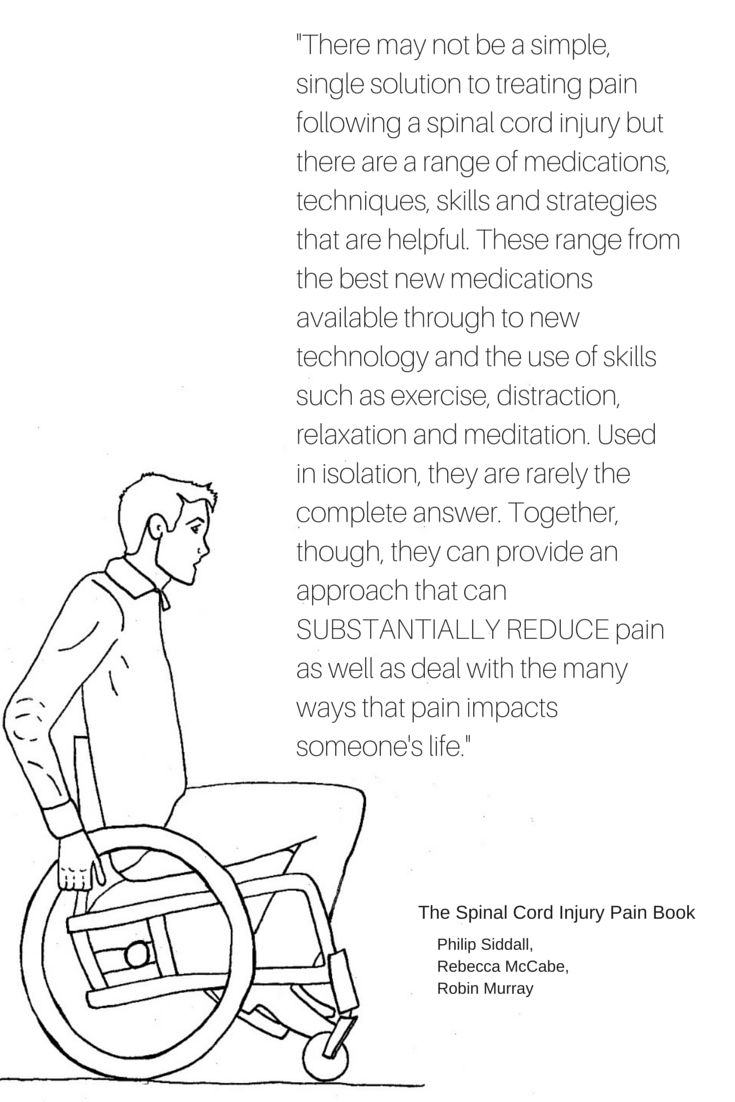 The Spinal Cord Injury Pain Book ebook is in the making!!!   For your paperback copy, click here:  http://www.hammond.com.au/shop/pain-managment/the-spinal-cord-injury-pain-book