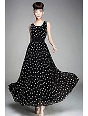 Women's Black With White Vest Dress – GBP £ 20.79