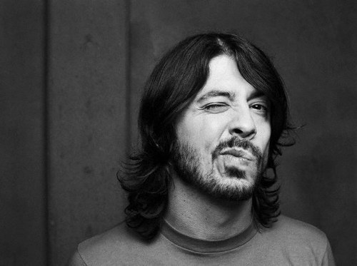 dave grohl...sigh...