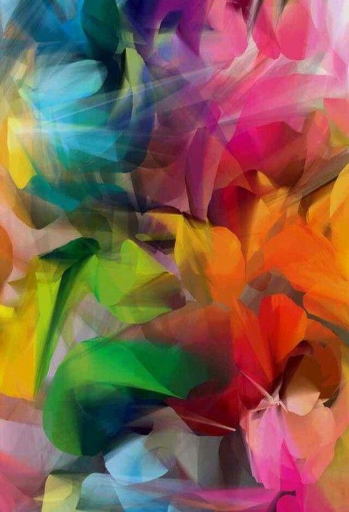 So many colors ♥