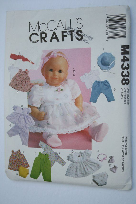 Your Place To Buy And Sell All Things Handmade Baby Doll Clothes Patterns Baby Sewing Patterns Baby Doll Clothes