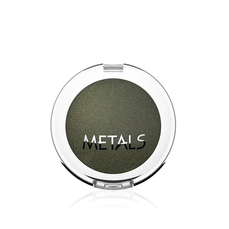 Golden Rose Metals Metallic Eyeshadow