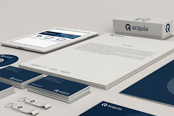 Acquia on Behance