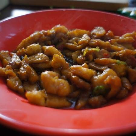 Resep Semur Ikan Dori Pedas