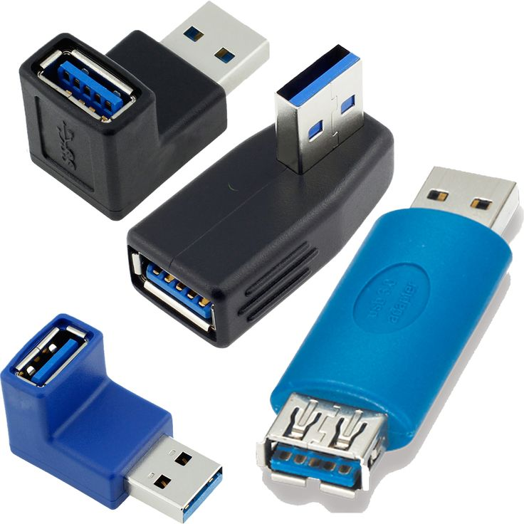 90 180 270 degree usb 30 a female port to male extension card protect