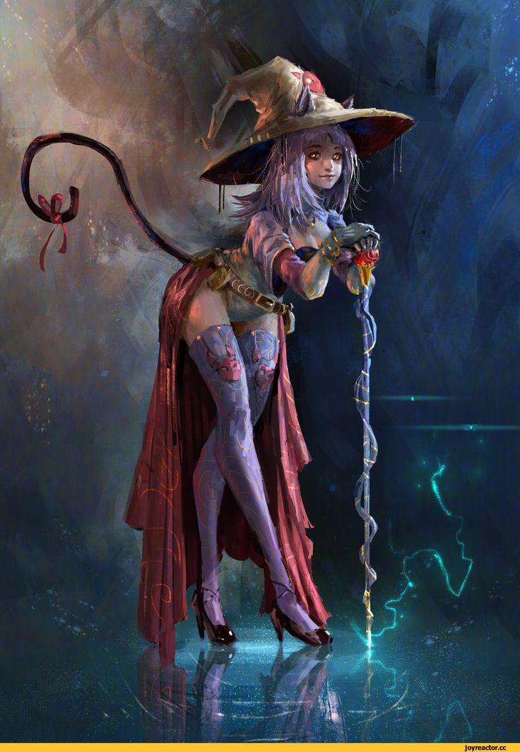 Маги(Fantasy),Fantasy,Fantasy art,art,арт,красивые ...