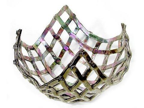 Picture of Introvert Matrix Decorative Glass Bowl