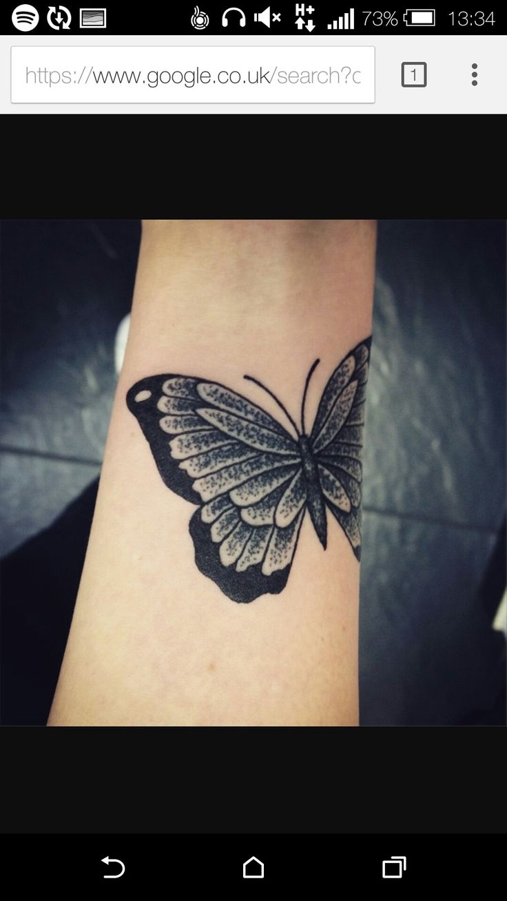 Pin by Tracey Lewis on tatts Black butterfly tattoo