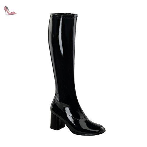 Funtasma Gogo-300 Gogo300/b, Bottes GoGo femme homme - - BLK Str Pat, 47 -  Chaussures funtasma (*Partner-Link) | Chaussures Funtasma | Pinterest