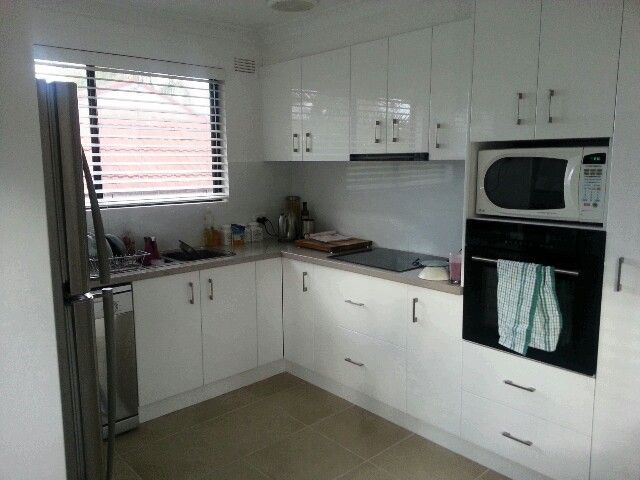 Kitchen complete-ready for baking!