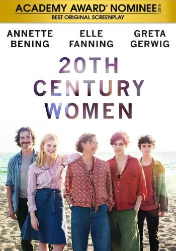 20th Century Women for Rent, & Other New Releases on DVD at Redbox