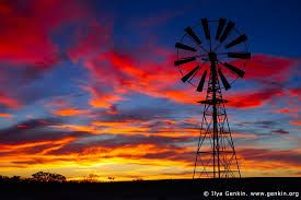 australian outback landscapes - Google Search