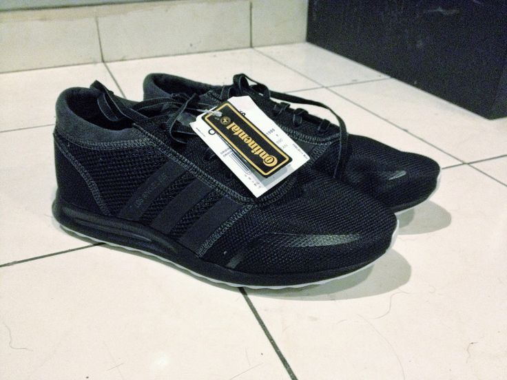Adidas Los Angeles Core Black #adidaslosangeles #sneakers #adidas
