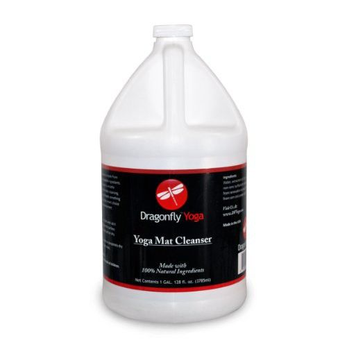 DragonFly Yoga Mat Cleaner, 1-Gallon
