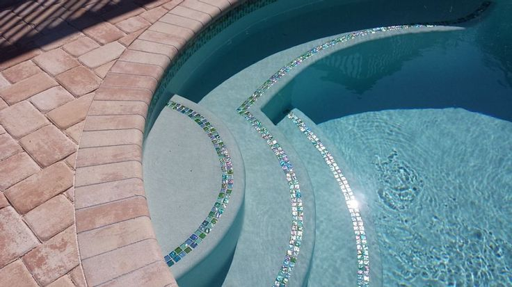 Super 84 best Pool Tile Ideas images on Pinterest | Tile ideas, Pool  WC62