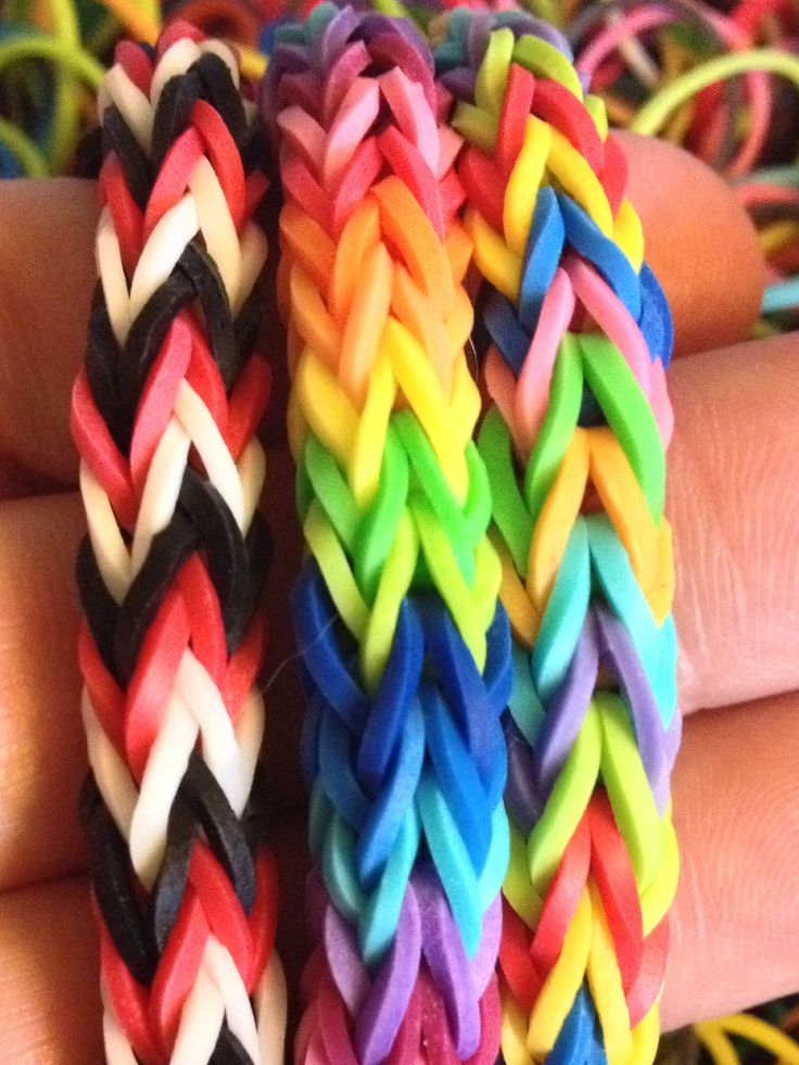 54 Best Images About Rainbow Loom For Evan On Pinterest
