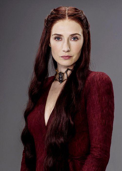 Game of Thrones Season 4 Portraits - Melisandre