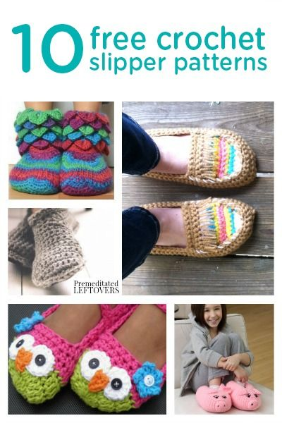 Help keep your baby's or toddler's feet warm this winter with 10 Free Crochet Slipper Patterns. You can easily customize this DIY project to make matching pairs for both you and your little one to enjoy! This simple craft would also make a lovely and personal baby shower gift.