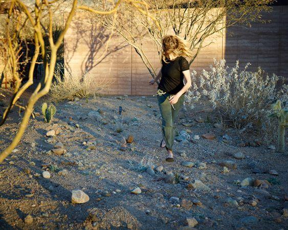 Tabitha Soren's Photos of People Running - Slate Magazine
