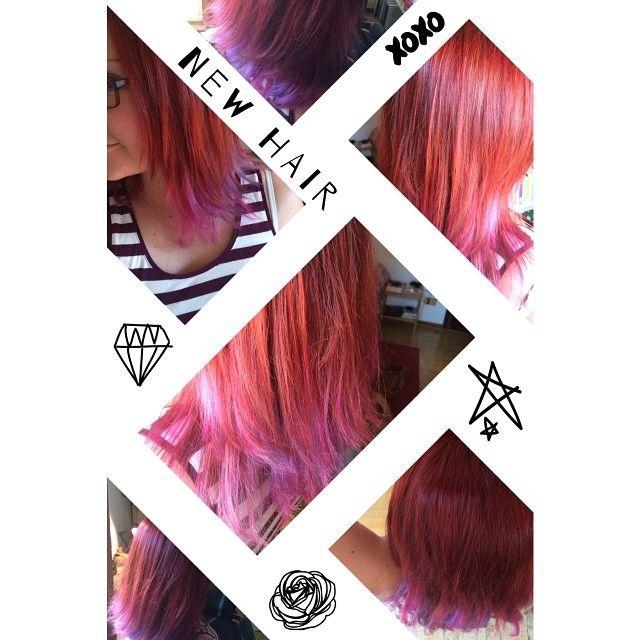 New #hair ♡ http://creati-vale.com #squaready #redhead #redhair #purple #picoftheday #purplehair #violet #hairdo #hairstyle #red #beauty #fashion #beautydiaries #creativale #love #me #cute #instagood #instagram #photooftheday #selfie #girl #geekgirls #blogger #bestoftheday #mylook #wednesday