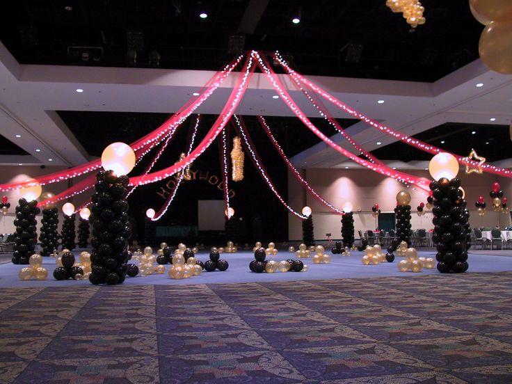 Partys Ballon Centerpieces Decorations #prom | Prom ...