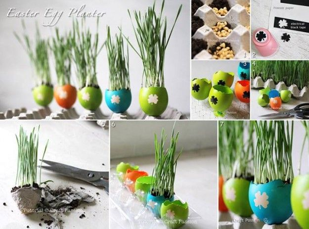 The Most Creative DIY Easter Egg Ideas