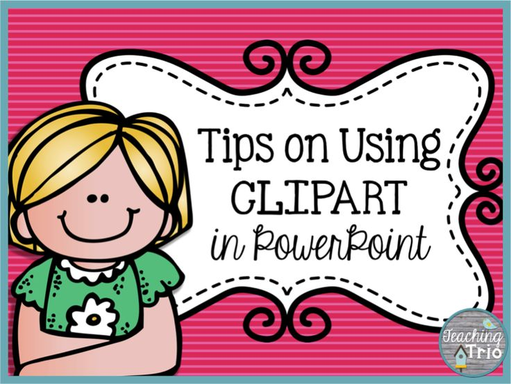 Awesome tips for using clip art in PowerPoint files.