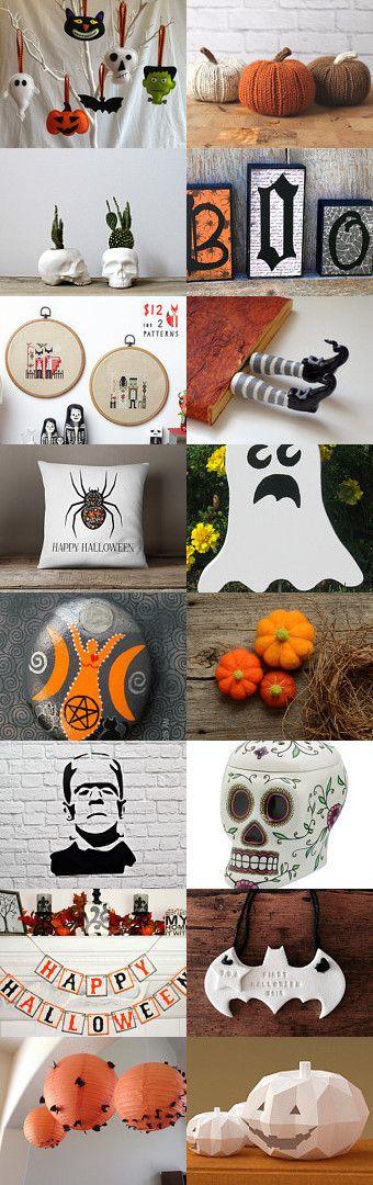 Halloween  by KatakDesign on Etsy--Pinned with TreasuryPin.com