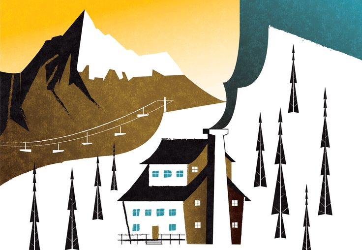 """25 Cozy Northwest Lodges. """"When Jack Frost comes nipping, we head for these amazing Oregon and Washington winter escapes."""""""