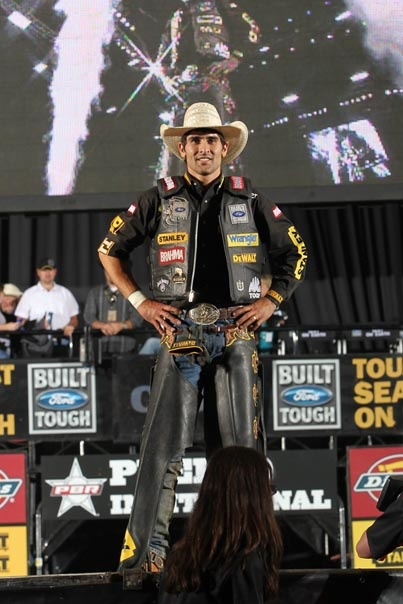 Though he currently sits in third Silvano Alves is a favorite to win a second title because of his consistency.