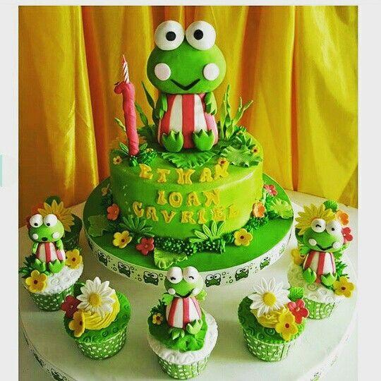 Kerropi birthday cake