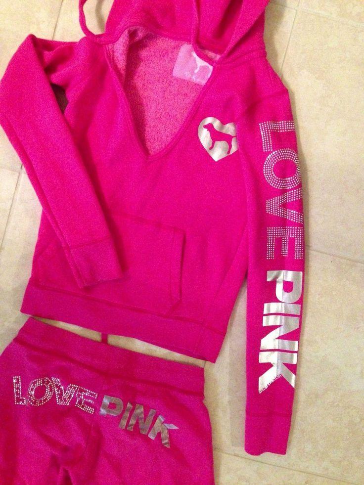 Victoria S Secret Pink Outfit Clothes Amp Shoes Pinterest
