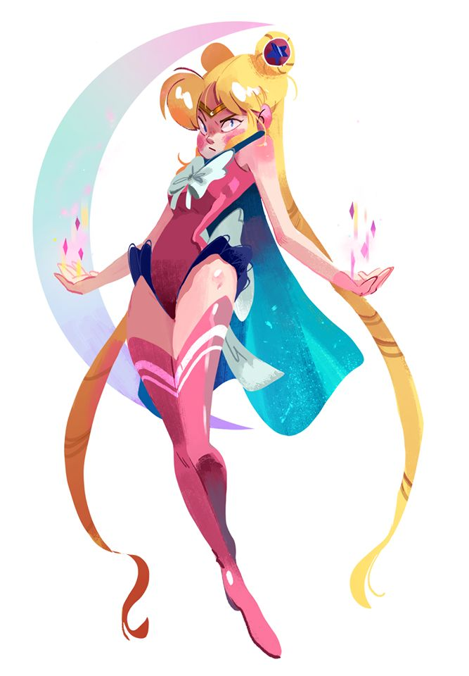 Girl Scouts Neo: 9856 Best Bishoujo Senshi Sailor Moon Images On Pinterest