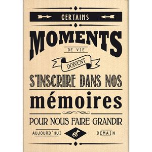 CERTAINS MOMENTS Florilèges Design