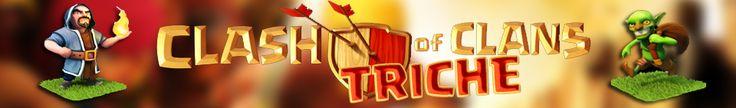 Clash of Clans Triche - Ajouter des gemmes illimités, l'élixir, et de l'or !