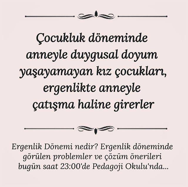 Pedagoji Okulu'nu bu gün saat 23.00'de, YouTube, Facebook ve İnstagram'dan canlı yayın olarak izleyebilirsiniz#ademgüneş #çocuk #çocukeğitimi #pedagoji #pedagog #anneyim #babayım #annelik #ergenlik #anneolmak #gençlik #anneçocuk #annetavsiyesi #ebeveynköşesi #pedagojiokulu #çocukgelişimi #çocukyetiştirme #annevebebek #anadolupedagojisi #evlataşkı #ebeveynlik #aile #babaolmak #anneoluncaben #anneler #iganneleri #ergen #internetanneleri #instagramanneleri #sosyalanneler