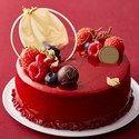 六本木ヒルズのクリスマスケーキ - レッドカラーやチョコドーム型、リースモチーフも