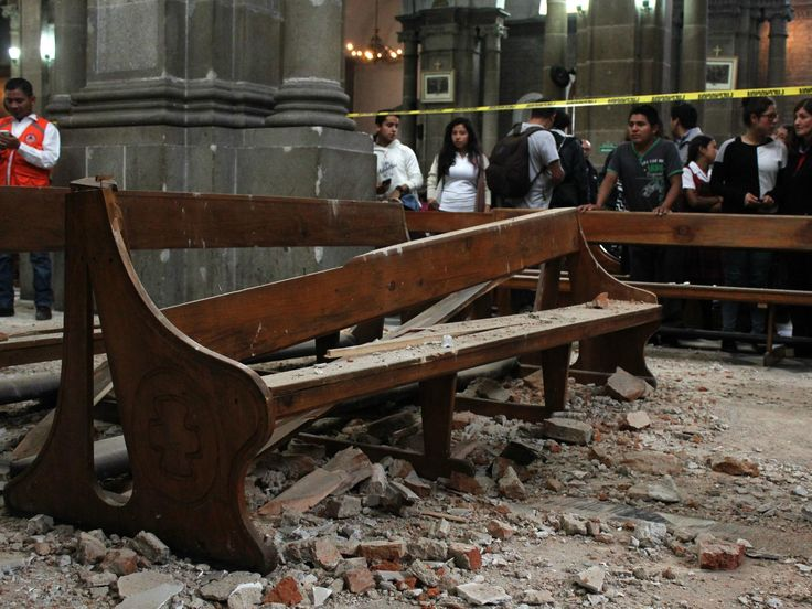 06/22/2017 - Guatemala earthquake: 6.8 magnitude shock strikes off Pacific coast