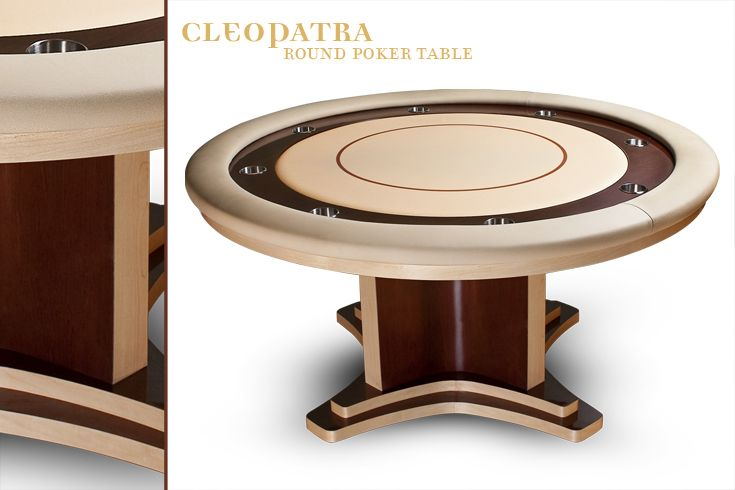 Custom Poker Tables | Order from Us Today | Pharaoh Manufacturing