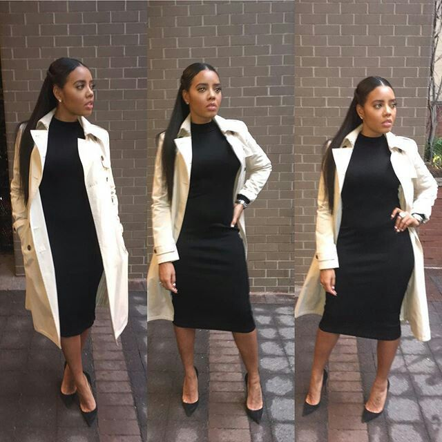 Angela Simmons Fashion Style.